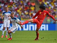 Игроки Юнайтед на ЧМ-2014